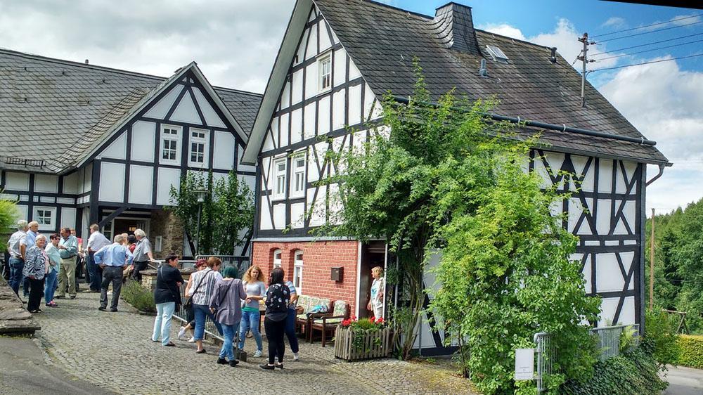 Ferienhäuser mit Besuchern
