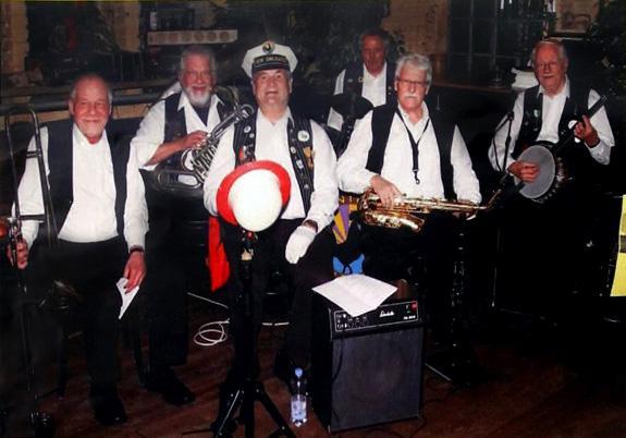 Original New-Orleans-Jazz spielt zu Gunsten der Unnauer Patenschaft
