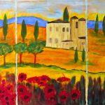 Bild 3 | In der Toskana