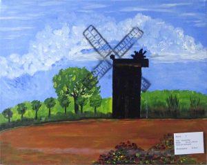 Bild 7 | Windmühle