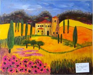 Bild 8 | Sommer in der Toscana