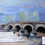 Bild 22 | Brücke am Fluss